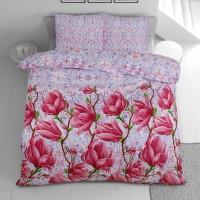 Bombažna posteljnina Svilanit Magnolia