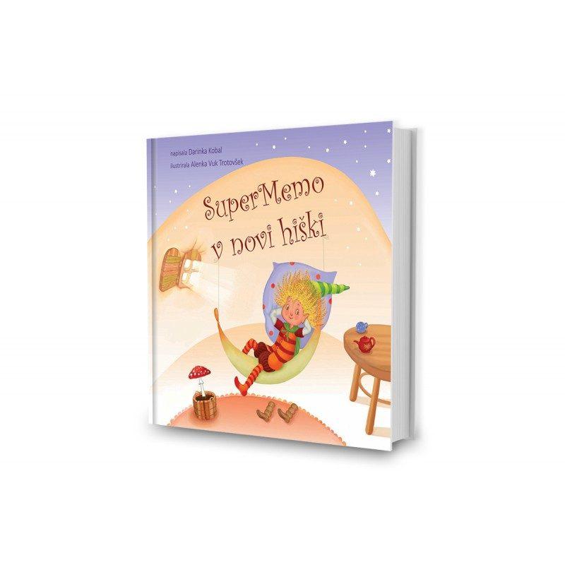 Knjiga SuperMemo v novi hiški.