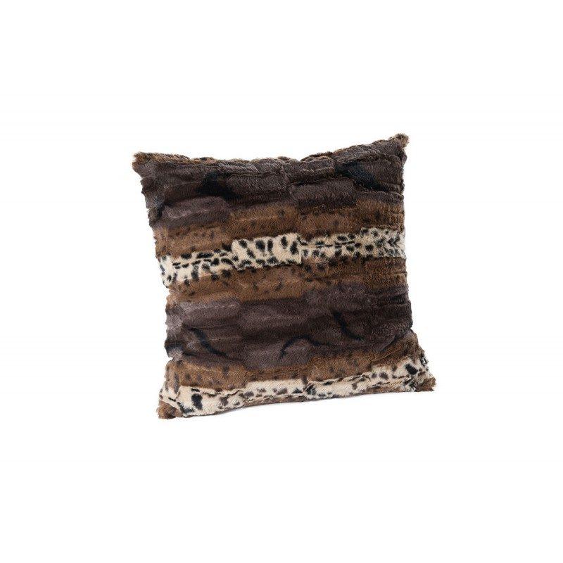 Mehek dekorativni vzglavnik iz kakovostnih mikrovlaken za prijetne trenutke udobja in sprostitev na vsakem koraku: v spalnici, dnevni sobi, na potovanju ali pikniku. Vzglavnik lahko uporabljate na obeh straneh. Na eni strani je izredno mehka tkanina z občutkom najfinejšega gosjega puha, druga stran pa je gladka. Dekorativni vzglavnik je lahko tudi odlično darilo, ki bo razveselilo vaše najbližje. Vzglavnik je pralen na 30 °C.