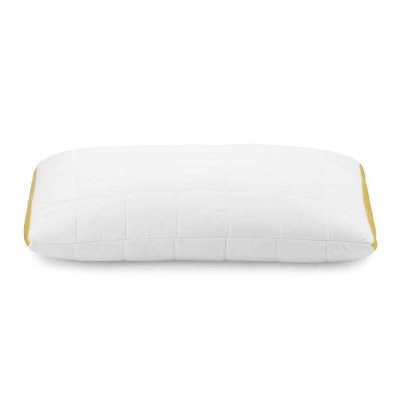 Jedan od najprozračnijih jastuka, koji svojim klimatskim modulom osigurava veću prozračnost. Obogaćen je esencijom kamilice, koja je stoljećima poznata po svojim pozitivnim svojstvima.