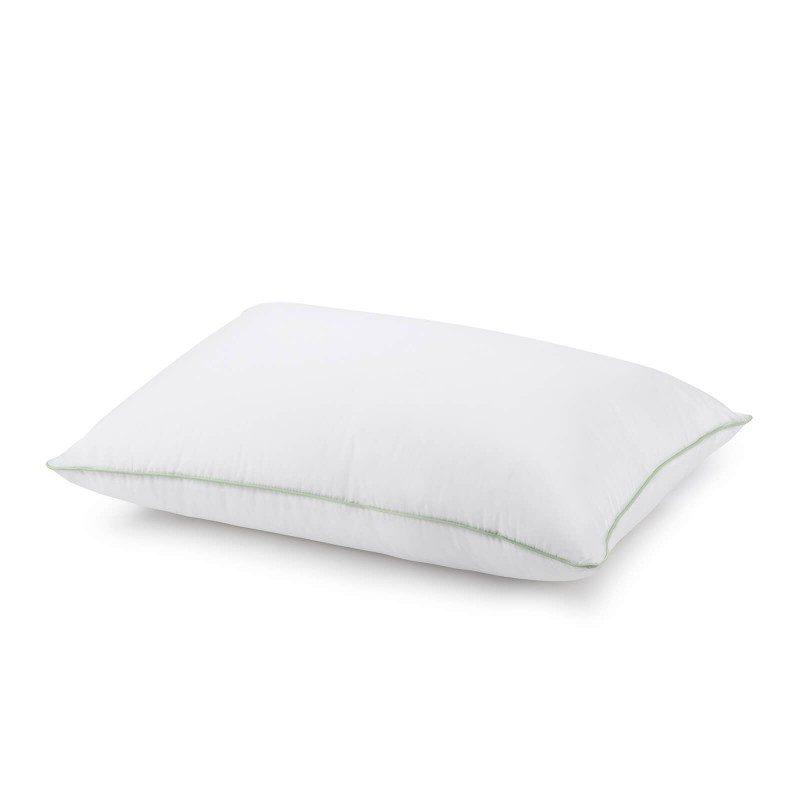Klasični oblik jastuka s pamučnom tkaninom idealan je izbor za sve koji žele imati dodir s prirodnim materijalima. Izuzetna mekoća za sve koji su ljubitelji mekanih jastuka.
