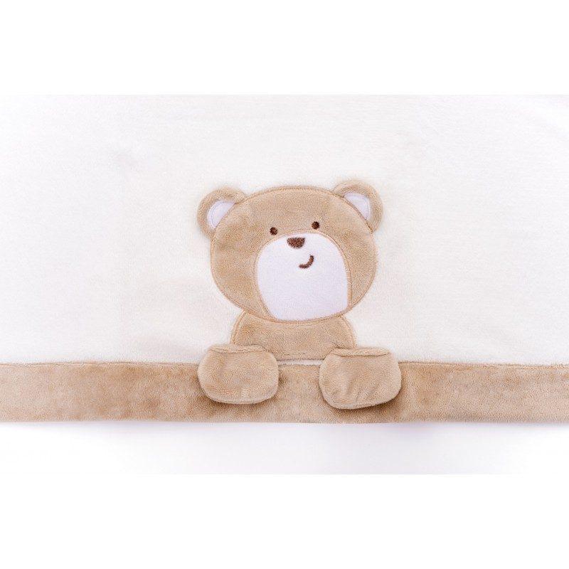 Mekana dječja dekica je izrađena od kvalitetnih mikrovlakana specijalno za dječji krevetić, kolica ili za na put.