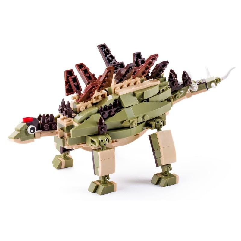 Sastavi svog dinosaura s 4Kiddo kockama! Za kreativnost i slobodno vrijeme.