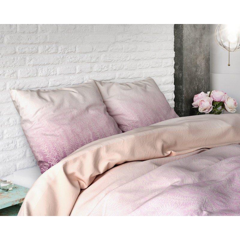 Dodir raskoši u vašoj spavaćoj sobi. Elegantan dizajn s minimalističkim uzorkom. Dostupna u dimenzijama 140 x 200/50 x 70 cm, 200 x 200/2 x 50 x 70 cm.