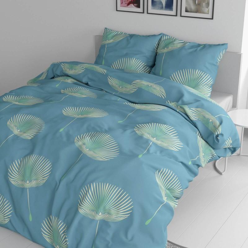 Vrijeme je za potpuno uživanje u modernim pamučnim posteljinama! Posteljina Dandelion od renforce platna, mekane tkanine, jednostavne za održavanje.  Posteljina je čudesan je ukras vaše spavaće sobe, a u isto vrijeme odličan izbor za udoban i ugodan san. Posteljina je periva na 40 °C.