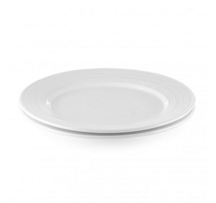 Set 2 plitka porculanska tanjura Rosmarino Cucina Deko - 26 cm