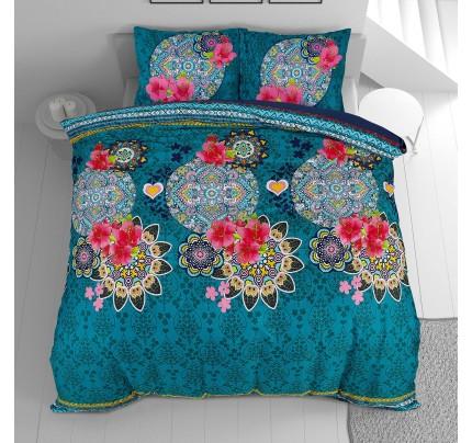 Pamučno satenska posteljina Svilanit Aisha