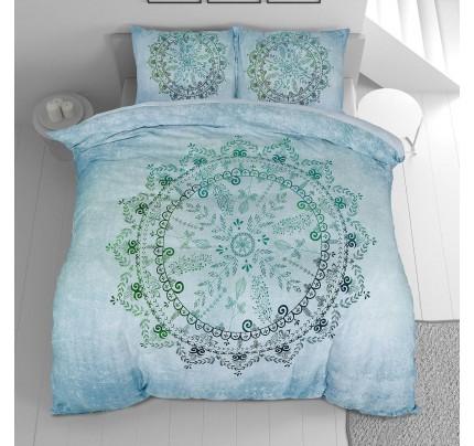 Pamučno satenska posteljina Svilanit Neysa