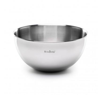 Posuda za miješanje od nehrđajućeg čelika Pour&Cook - 21 cm