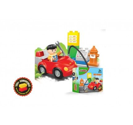 Kocke Kiddo Junior auto