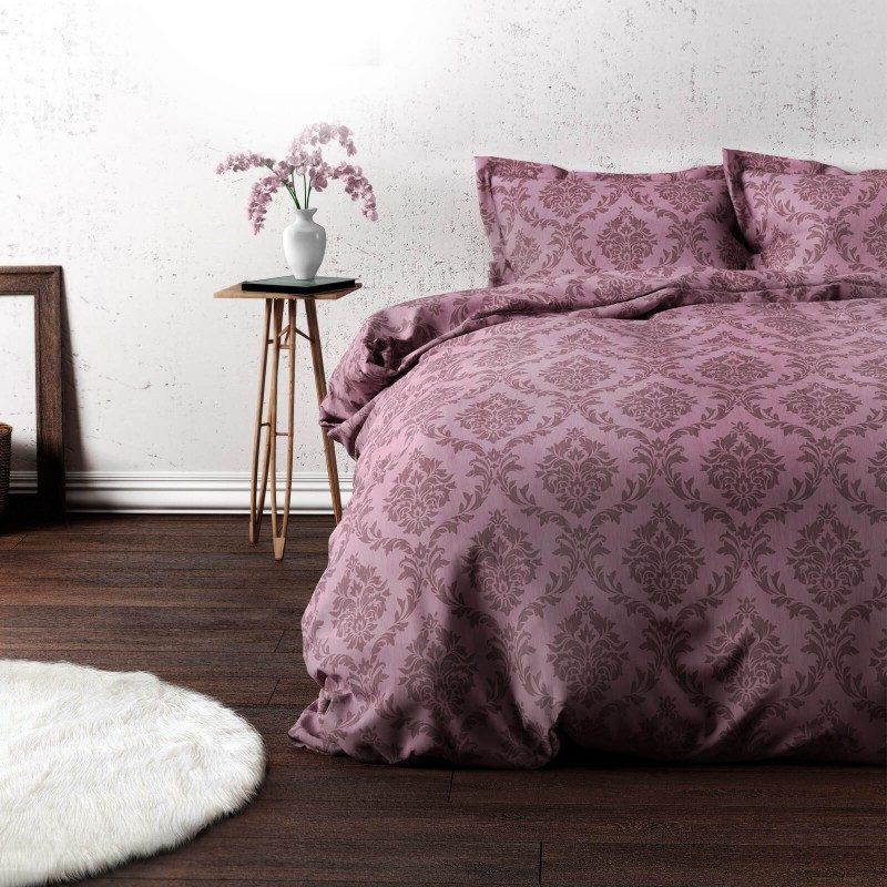 Vreme je za potpuno uživanje u modernim pamučnim posteljinama! Posteljina Pure je satkana od visokokvalitetnog, tankog i mekanog pamučnog satena. Posteljina od satena je čudesan ukras vaše spavaće sobe, a u isto vreme odličan izbor za udoban i ugodan san. Posteljina je periva na 40 °C.