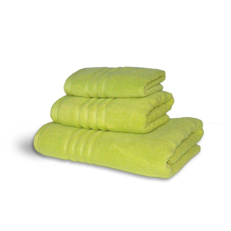 Peškir Svilanit Bella je izrađen od kvalitetnog i mekog mikropamuka. Jednobojni peškiri dopadljivih boja su na raspolaganju za celu porodicu. Dimenzije: 40x60, 50x100 i 70x140 cm. Zelena boja.