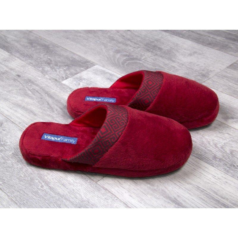 Ženske kućne papuče Soft Touch su izuzetno mekane i udobne. Dostupne su u tri prekrasne boje.