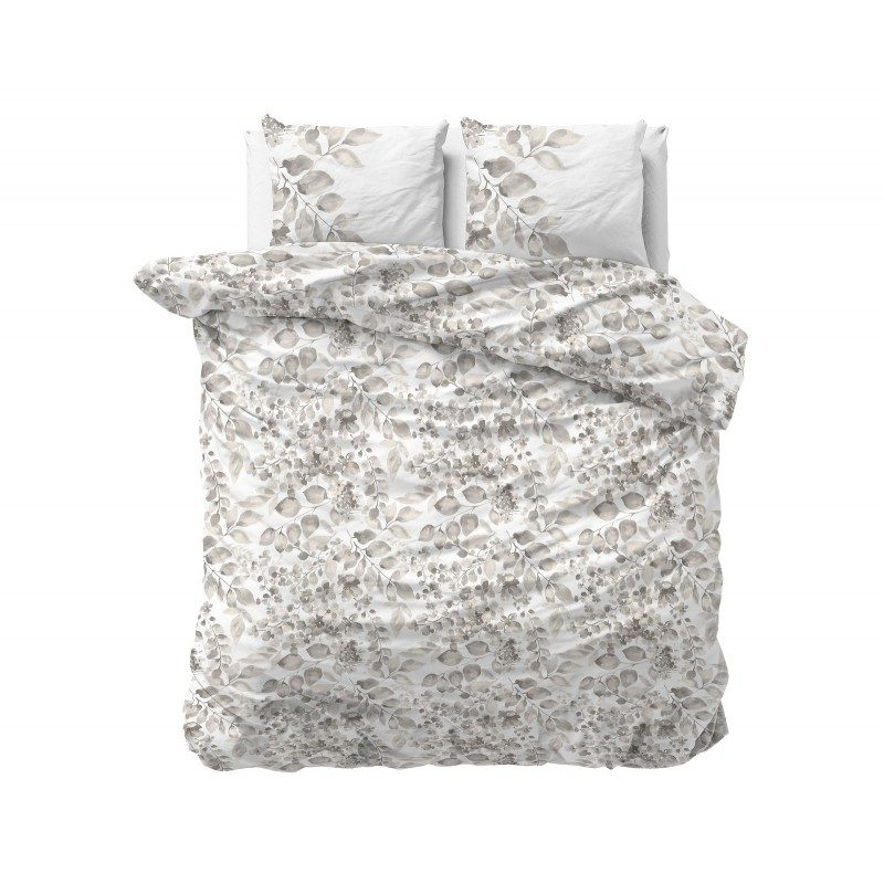 Vrijeme je za potpuno uživanje s modernom pamučnom posteljinom! Posteljina Grace od renforce platna, mekane tkanine, jednostavna za održavanje. Posteljina od pamuka je čudesan je ukras vaše spavaće sobe, a u isto vrijeme odličan izbor za udoban i ugodan san. Posteljina je periva na 40 °C.