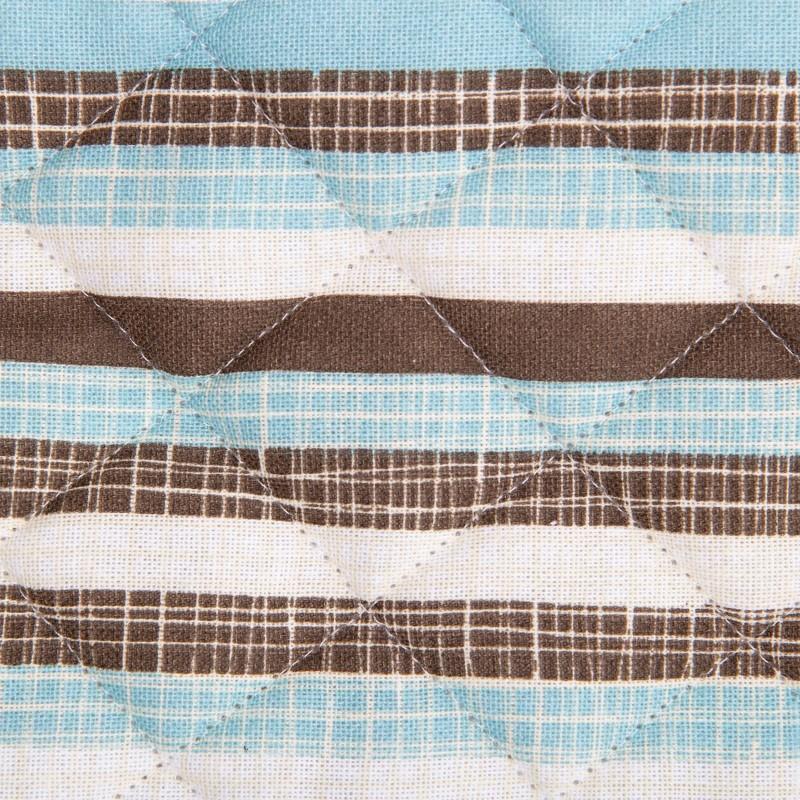 Okrugla korpa izrađena je od pamučne tkanine i visokokvalitetnih mikrovlakana. Namijenjena je za posluživanje hljeba i drugih pekarskih proizvoda. Moderan dizajn uljepšaće vašu kuhinju. Korpa se može prati na 40 °C.