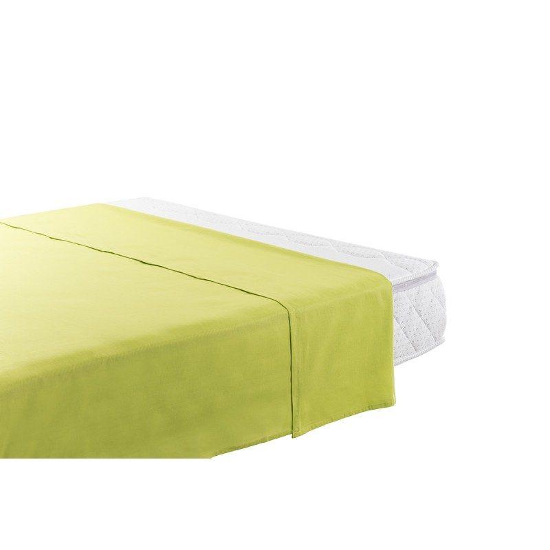 Gornja pamučna plahta je izuzetno izdržljiva i pogodna za sve više i veće madrace, jer se vrlo lako može prilagoditi dimenziji kreveta.