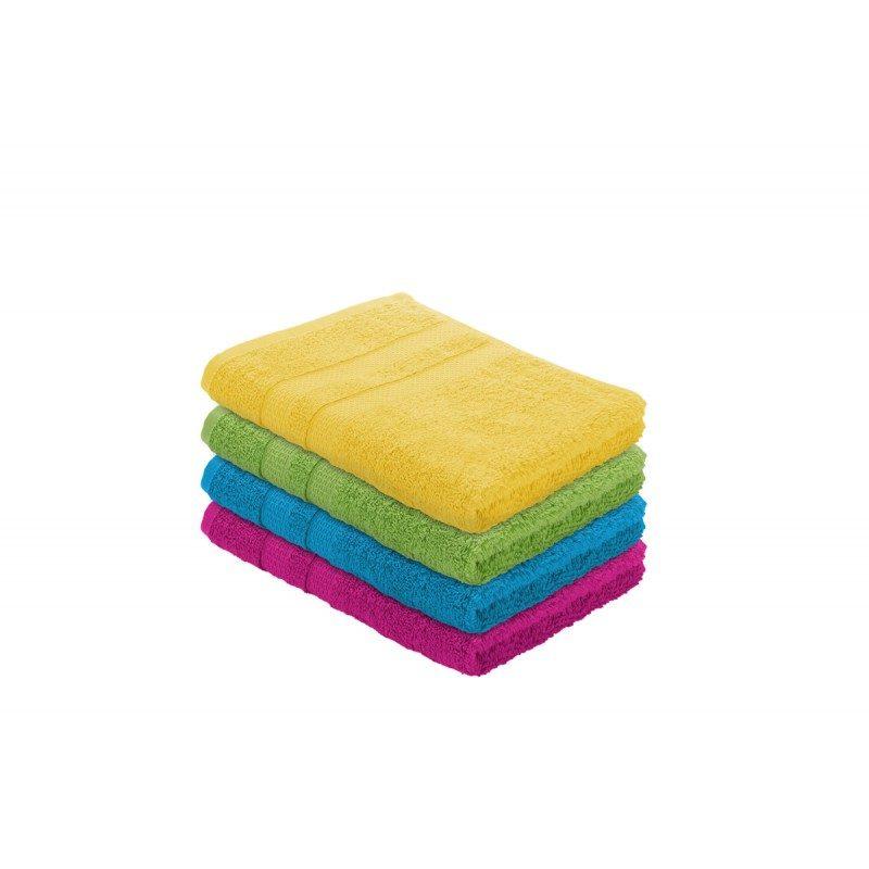Visokokvalitetan pamuk, gusto tkanje i bogati volumen peškira će vas oduševiti.