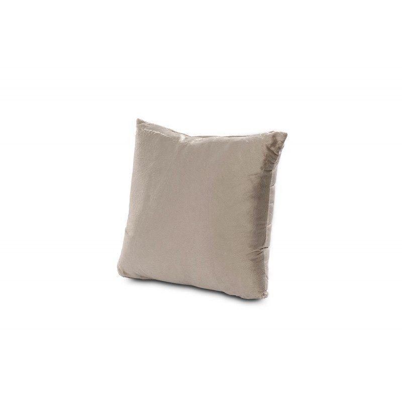 Mekani dekorativni jastuk od kvalitetnih mikrovlakana za prijatne trenutke udobnosti i opuštanja gdje god se nalazili: u spavaćoj sobi, dnevnom boravku, na putovanju ili pikniku. Jastuk možete upotrebljavati na dvije strane. Sa jedne strane je mekana tkanina, a druga strana je glatka. Dekorativni jastuk je odličan i za poklon koji će najbliže obradovati. Jastuk je periv na 40 °C.
