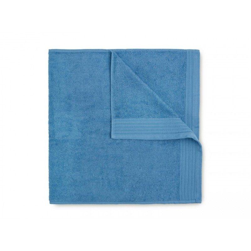 Jednobojni peškir Svilanit Prima izrađen je od visokokvalitetnog i mekanog pamuka. Gusta pamučna tkanina ugodno prianja na kožu.