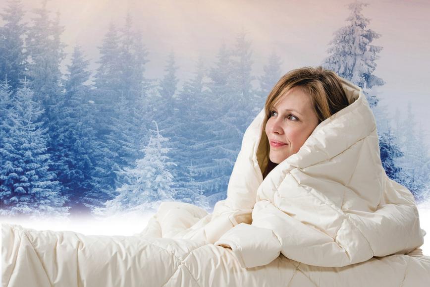 Često vam je hladno? Izaberite pokrivač od merino vune