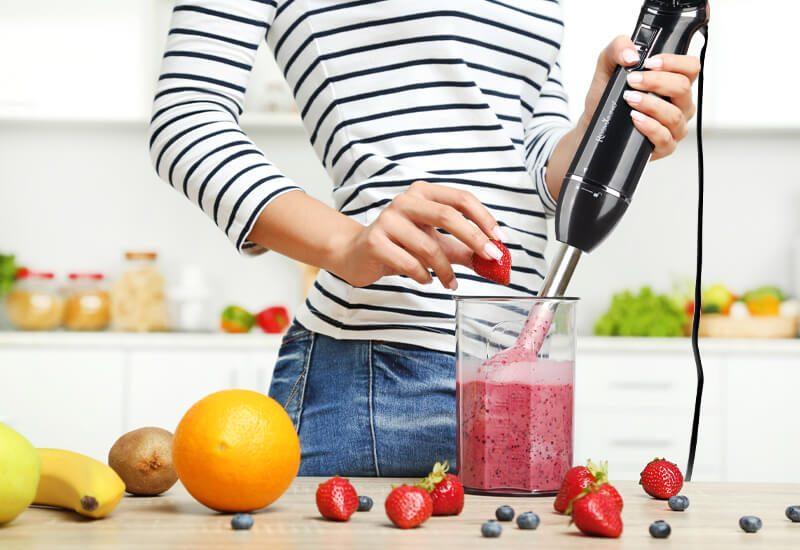 Zdravi in hranilni obroki za vso družino
